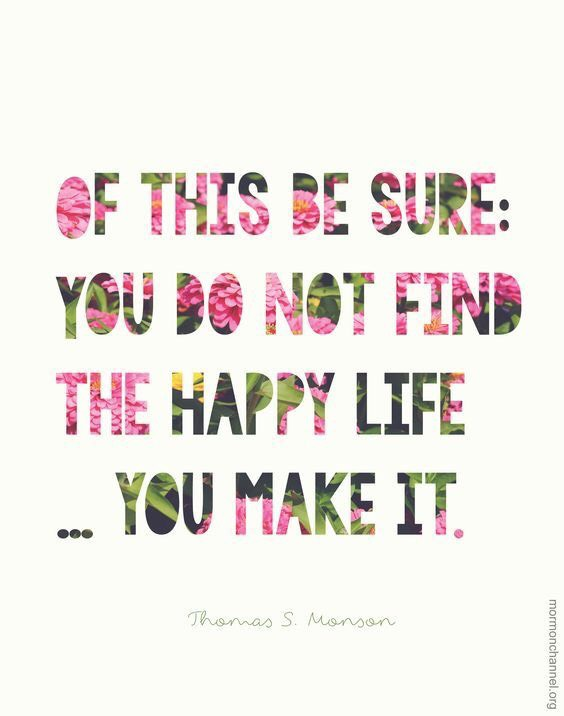 Five Ways I've Learned True Happiness – Mallory's Thoughts