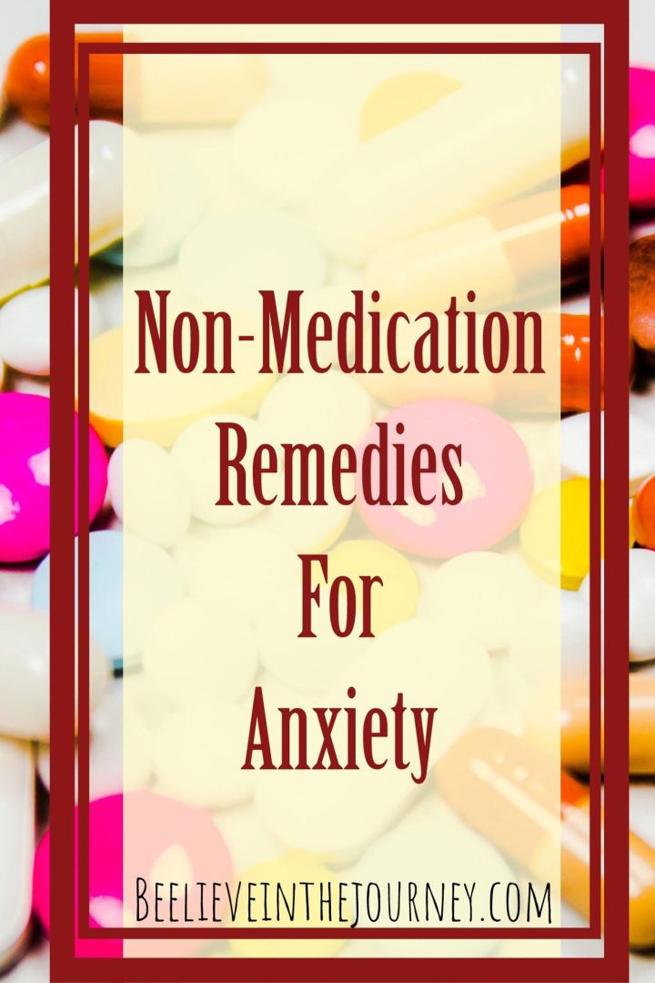 Non-Medication Remedies For Anxiety – Brittany Lee Vaughn
