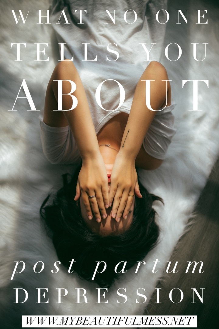 What No One Tells You About Postpartum Depression – Mary Lentz