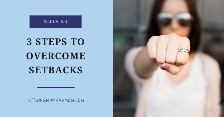 3 Steps to Overcome Your Setbacks & Move Forward Confidently – Tyese Knight
