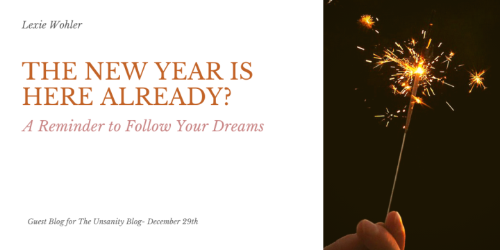 It's About to be a New Year – Lexie Wohler