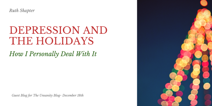 How I Deal With Depression During The Holidays – Ruth